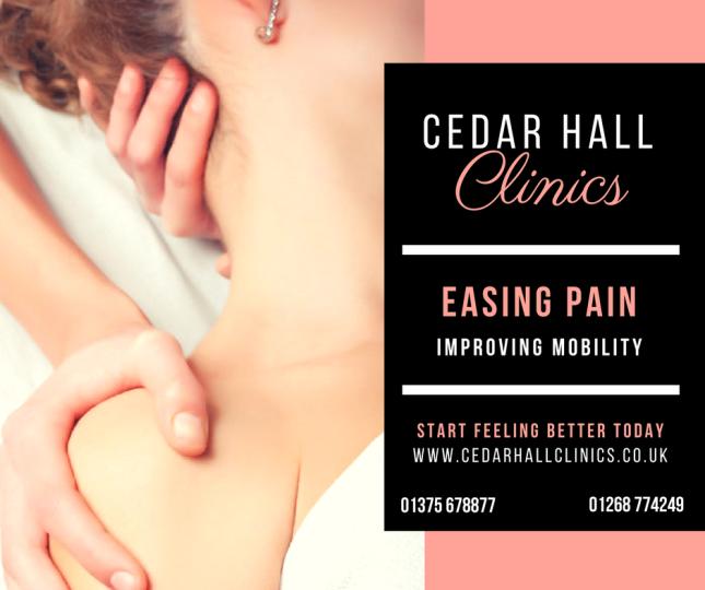 Easing pain