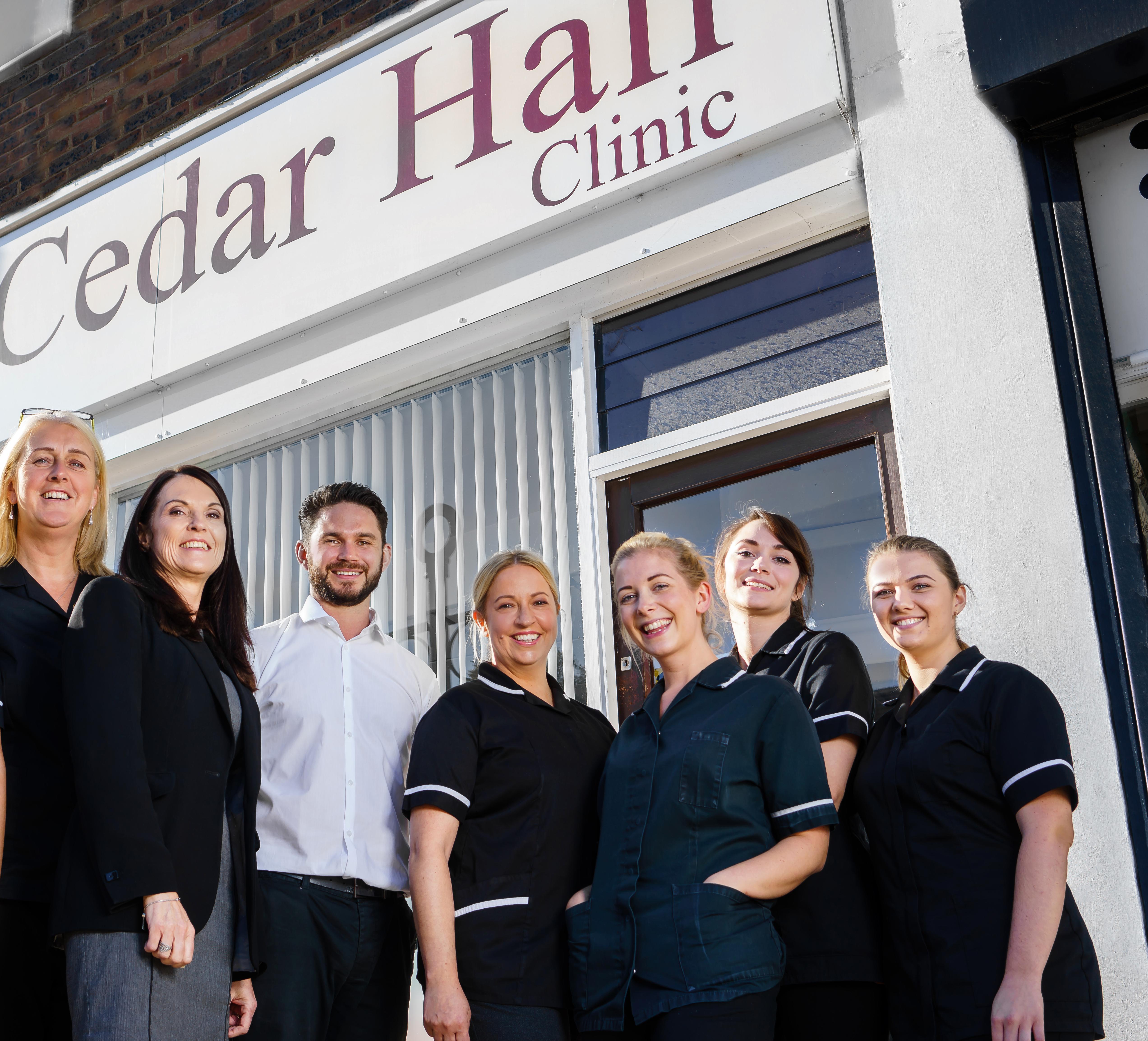 Team Cedar Hall