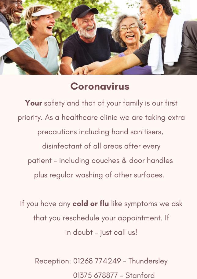 Coronavirus blog