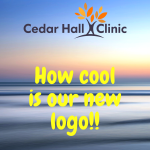 Cedar Hall has a Great New Logo